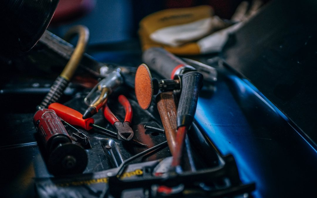 How to Create an RV Toolkit
