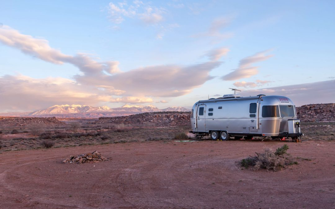 Airstream Campers Tell a Story