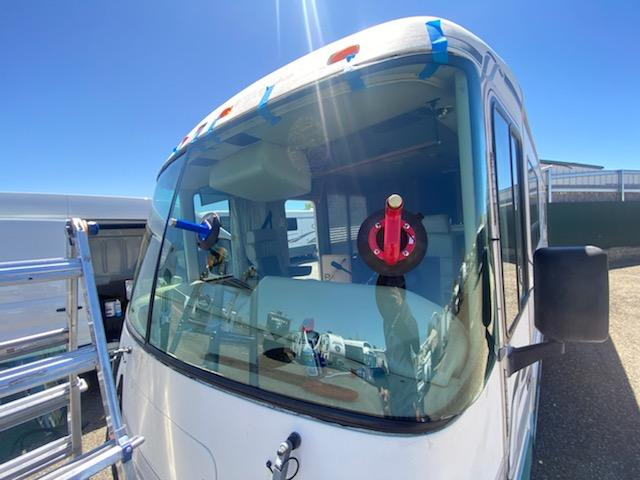 RV Windshield Replacement | Mobile RV Glass